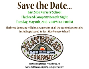Flatbread Benefit Night